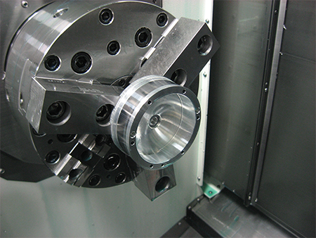 Instron saves significant time and effort with GibbsCAM for MTM processes