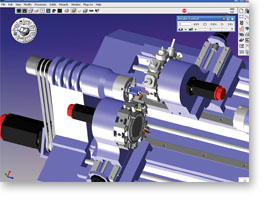 GibbsCAM Programs Highly Complex, Multi-flow Machines, Simulates Swiss-style Machines & Moves Beyond 5-axis