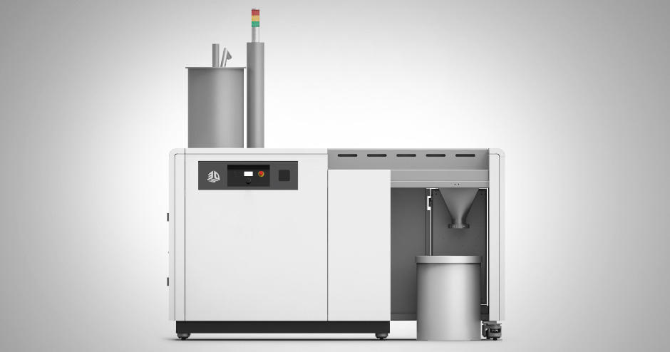 ProX SLS 6100 material quality control system