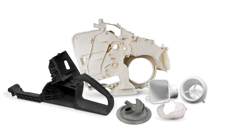 3D Systems ProX SLS 6100 Nylon additive Materials