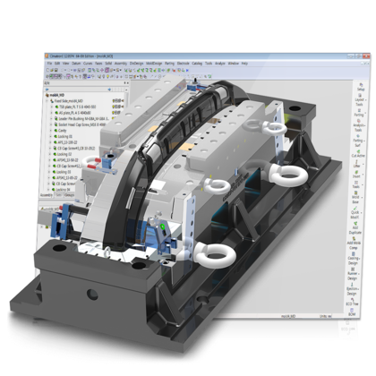 Customer Stories For Cimatron Mold Software  3D Systems