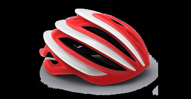 Bike helmet sculpted in Geomagic Freeform