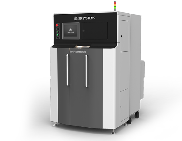 Dmp Dental 100 Printer Metal 3d Printer 3d Systems